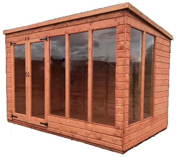 Wooden Garden Studio